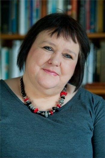 Author, Diane Allen