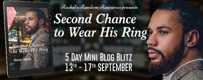 Second Chance to Wear His Ring Banner