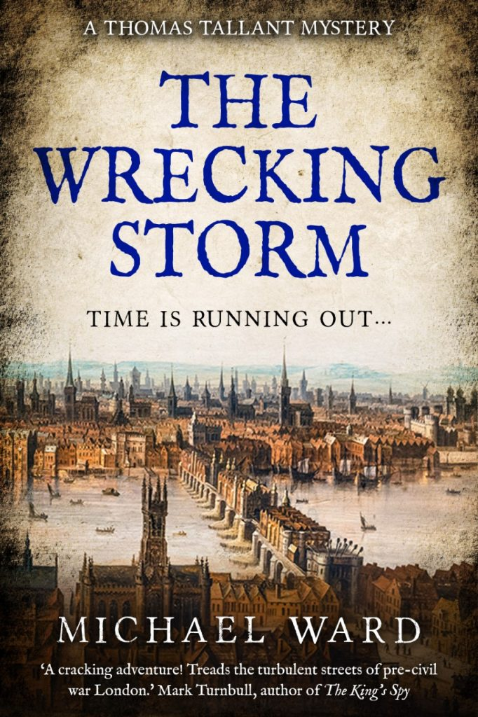 The Wrecking Storm cover